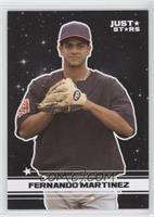 Fernando Martinez #1/1