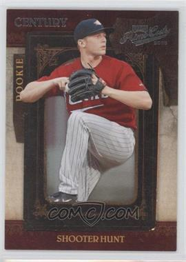 2008 Playoff Prime Cuts - [Base] - Century Silver #116 - Shooter Hunt /25