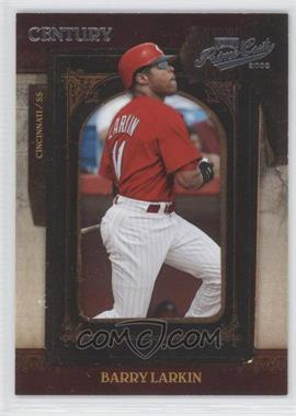 2008 Playoff Prime Cuts - [Base] - Century Silver #4 - Barry Larkin /25
