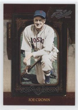 2008 Playoff Prime Cuts - [Base] #45 - Joe Cronin /249