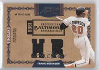 Frank Robinson /5