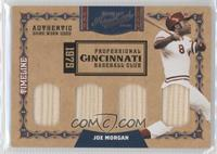 Joe Morgan #/25