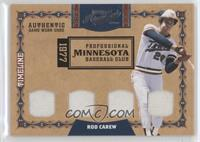 Rod Carew /15
