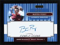 Buster Posey #/25