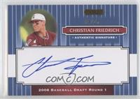 Christian Friedrich /25