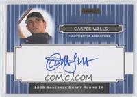 Casper Wells /25