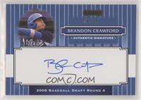 Brandon Crawford #/25