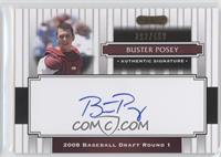 Buster Posey #292/499