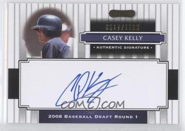 2008 Razor Signature Series - [Base] #129 - Casey Kelly /1199