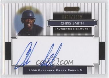 2008 Razor Signature Series - [Base] #150 - Chris Smith /1499