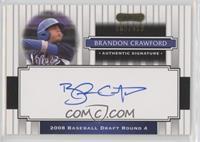 Brandon Crawford #/699