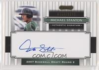 Giancarlo Stanton (Michael on Card) #/1,199