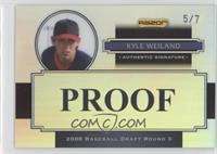 Kyle Weiland #5/7