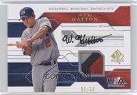 Wes Hatton /50