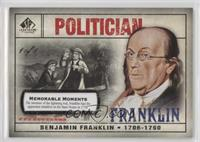 Benjamin Franklin (Moment: The inventor of the ...) /1