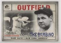 Babe Ruth [EXtoNM] #/550