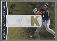 Eric Chavez [Noted] #/25