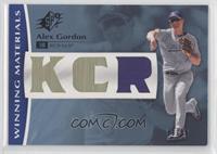 Alex Gordon #/99