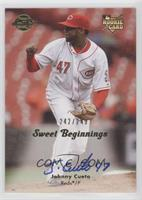 Johnny Cueto /249