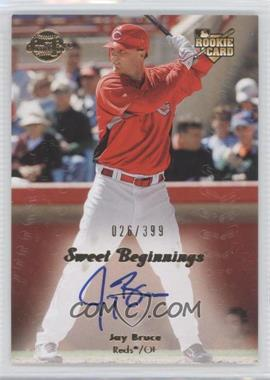2008 Sweet Spot - [Base] #138 - Jay Bruce /399
