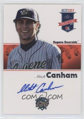 2008 TRISTAR PROjections - [Base] - Autographs [Autographed] #276 - Mitch Canham