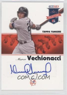 2008 TRISTAR PROjections - [Base] - Autographs [Autographed] #45 - Marcos Vechionacci