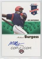 Michael Burgess /50