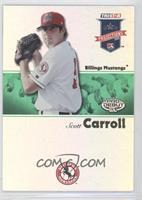 Scott Carroll /50