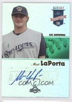 Matt LaPorta /50
