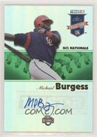Michael Burgess #/50