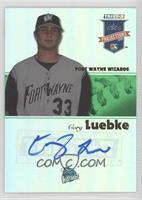 Cory Luebke /50
