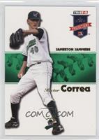 Hector Correa #/50