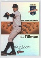 Chris Tillman #/5