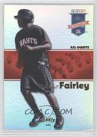 Wendell Fairley [Noted]