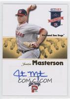 Justin Masterson /25