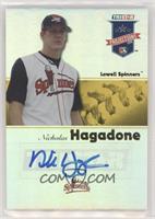 Nick Hagadone #/25