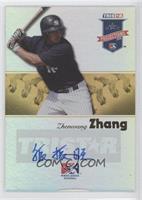 Zhenwang Zhang /25