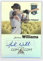 Jackson Williams /25