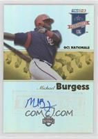 Michael Burgess /25