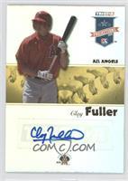 Clay Fuller #/25