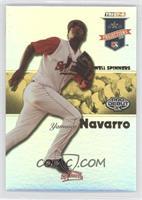 Yamaico Navarro /25