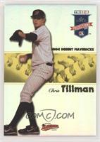 Chris Tillman #/25