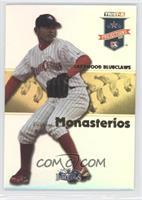 Carlos Monasterios /25