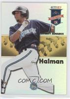 Greg Halman /25