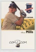 Beau Mills #/25