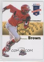 Domonic Brown #/25