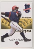 Michael Burgess #/25