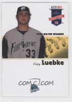 Cory Luebke /25