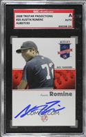 Austin Romine [SGC Authentic Authentic]