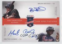 Brian Bocock, Hector Gomez /25